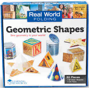 Geometric Shapes In Real Life