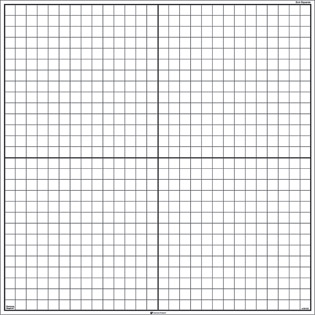 ClingGrid  X  Y Axis Set of 3  X And Y Axis With Numbers